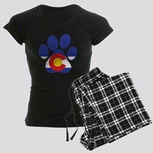 Colorado Paws Women's Dark Pajamas